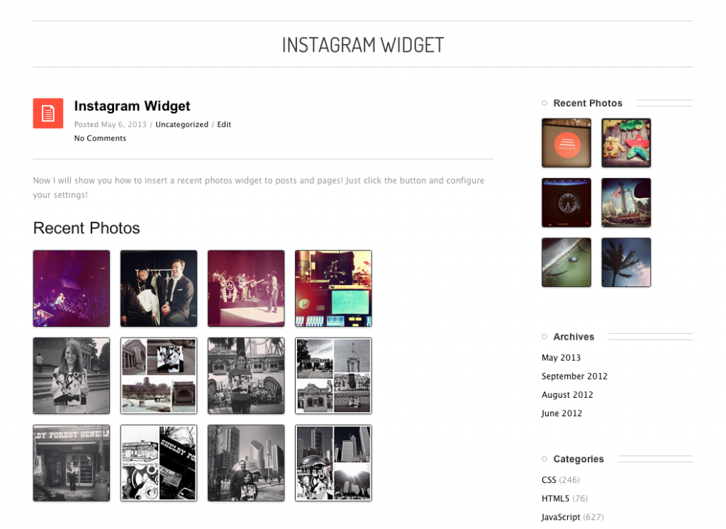 wordpress-instagram-eklentisi